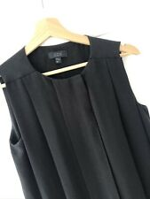 Black COS Button Down Maxi Dress EUR 36