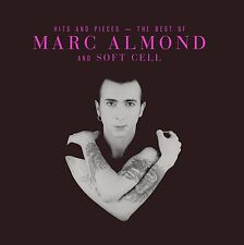 MARC ALMOND HITS AND PIECES: BEST OF MARC ALMOND & SOFT CELL DELUXE 2 CD (2017)