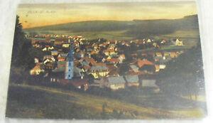 Postkarte Zella-Mehlis ca. 1915 Thüringen Zella-St. Blasii