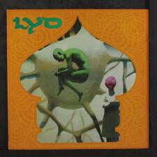 "LYD: The Lyd LP (Italy, 10"" splatter vinyl) Rock & Pop"