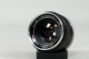Mamiya Sekor 55mm f1.8 M42 STEEL NOSE Very Early Version!!