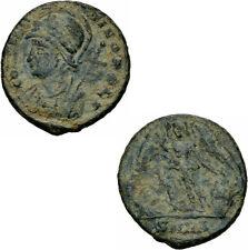 Constantin i Follis Heraclea 330-333 Constantinopoli victoria prora Ric 115-r4