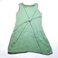 Babette San Francisco  Dress  Green 100% Polyester  Womens Medium