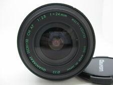 Quantaray 24mm F2.8 AF Autofocus Wide Angle DSLR Lens For Sony A Mount Minolta