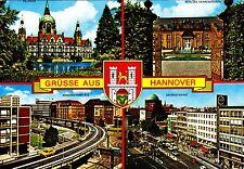 Grüsse aus Hannover ,Ansichtskarte, ungelaufen