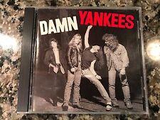 Damn Yankees Cd! 1990 Styx Night Ranger Cinderella Poison Skid Row Dio Ozzy