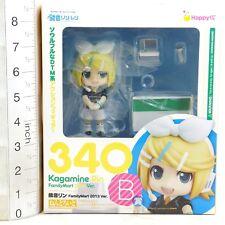 *A0170 Nendoroid 340 Vocaloid Rin Kagamine Family Mart 2013 ver. Figure Japan