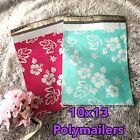 30 Variety Design Printed Poly Mailers Shipping Envelopes Bags Aloha Mint Pink