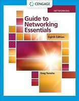 Guide to Networking Essentials, Paperback by Tomsho, Greg, Brand New, Free sh...