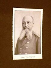 Ammiraglio Alfred Peter Friedrich von Tirpitz Küstrin, 1849 – Ebenhausen, 1930