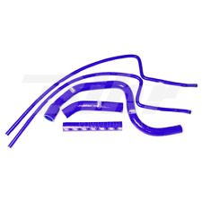 SAMCO SET MANCHON TUYAUX RADIATEUR BLEU TRIUMPH SPEED TRIPLE 1050 2011-2014