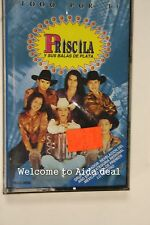 Todo Por Ti by Priscila (Aug 4, 1998)Label: Fonovisa Inc (Audio Cassette Sealed)