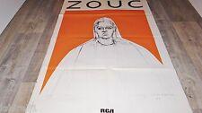 ZOUC  !  affiche cinema musique disco 1978 vintage