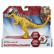 Hasbro Jurassic World Pachycephalosaurus Stoss Funktion Action Figur