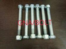 Jcb Backhoe Bolt & Nut M10X80, Pack Of 6 Pcs. Part No. 1315/3418Z 1370/0303Z