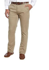 2cb3fa7700b Kirkland Signature Men s Chino Pant Standard Fit Straight Leg