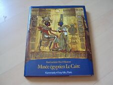 livre MUSEE EGYPTIEN LE CAIRE