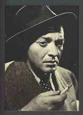 Ca 1940's  PPC* Peter Lorre Studio Potrait Mint 6 X 4
