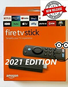 👀AMAZON FIRE TV⏰ 3rd GENERATION💡and ALEXA VOICE REMOTE + TV CONTROLS
