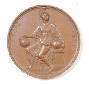 Antique Medal Medaglie di Carlo Alberto (1831-1849) Favtrice Minerva 1840 RARO