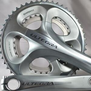 Shimano Ultegra 6700 10 Speed COMPACT Crankset FC-6700 50-34 170mm, Double