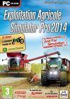 42689/EXPLOITATION AGRICOLE SIMULATOR PRO 2014 EDITION PLATINIUM PC NEUF