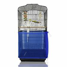 New listing Extra Large Bird Cage Seed Catcher Birdcage Seeds Guard Skirt Nylon Mesh