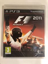 F1 Formula 1 2011 (PS3) *New And Factory Sealed*