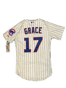 Mark Grace Chicago Cubs Majestic Authentic Collection siz 40