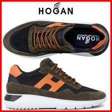 Hogan Scarpe Da Uomo Interactive 3 Sneakers Sportive Comode Running Shoes 40 41