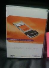 NEW UNLOCKED Option Fusion+3G/UMTS/HSDPA/WIFI PCMCIA Data Card