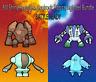 6IV Shiny Regigigas, Regirock, Regice, Registeel Pokemon HOME (REGI TRIO)