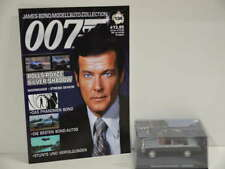 Nr. 134 James Bond 007 Modellauto Collection - Rolls-Royce Silver Shadow + Heft