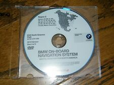 BMW Navigation Disk CD DVD Region 2 PArt # 65 90 2 241 695 West Coast