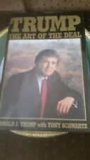 The Art Of The Deal Signed By President Donald Trump - 2016 Election Edition
