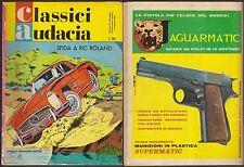 CLASSICI AUDACIA 27 SFIDA A RIC ROLAND - FEBBRAIO 2/1966
