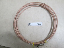 18' Cable, KUBAND Coax Cable, Used, Military Communications