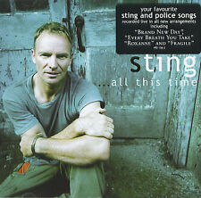Sting : ... all this time (CD)