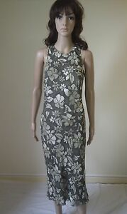 HOBBS Evening Maxi Dress. Dinner, Formal, Cocktail. Fullly Lined.  SIZE 12