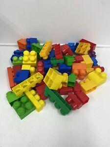 Genuine - Mega Bloks 70Pieces First Builder Fun Child Toy Big Building Blocks