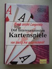 Die interessantesten Kartenspiele Spaß sticht Langeweile von lustig bis ...