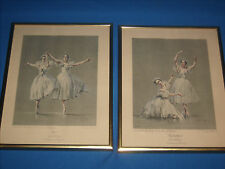 Ballet Prints Cecil Golding Framed Enchantment, Grace New York Graphic Society