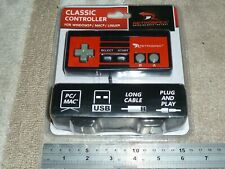 PC USB RETRO NINTENDO NES CONTROLLER GAMEPAD GAME PAD BRAND NEW! RASPBERRY PI
