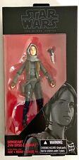 Star Wars Black Series 6 inch Sergeant Jyn Erso (Jedha) #22 Action Figure NEW