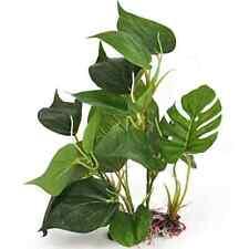 Digiflex 30cm Artificial Planta De Acuario Pecera Ornamento de aspecto real de hojas verdes