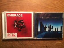 Embrace [2 CD Alben] Out of Nothing + If You've Never Been
