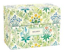 V&A William Morris Recipe Box, William Morris