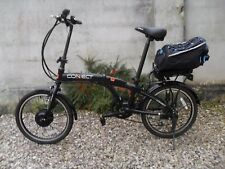 Coyote Connect Folding Electric Bike little used