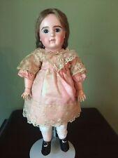 Antique French Bisque Jules Steiner Doll Marked A7