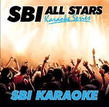 THE PLATTERS SBI ALL STARS KARAOKE CD+G DISC / 6 TRACKS